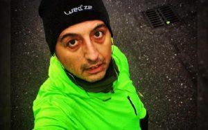 Roberto Tezzon, runner