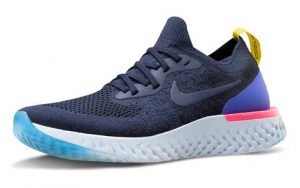 recensione nike: epic react