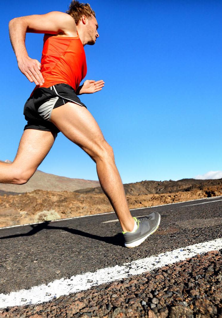 potenza lipidica e corsa in salita